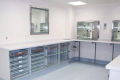Cleanroom furniture