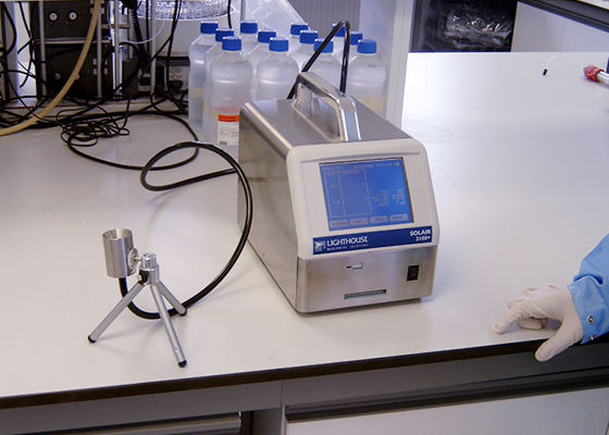 testing and validation equipment