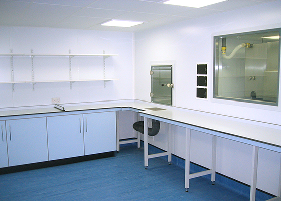 experienced providers of cleanroom facilities