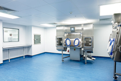 New Pharmacy Aseptic Unit - Airedale Trust