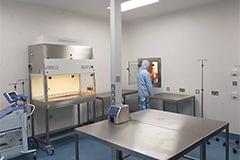 NHS Cleanroom