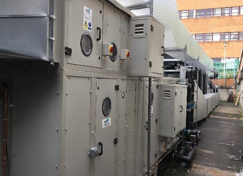 Air Handling Unit Maintenance